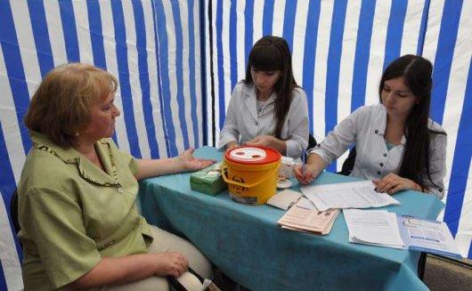 На «Петрівському ярмарку» у Чернівцях працюватиме «Медичне містечко»