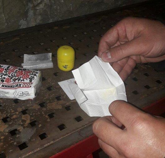 Ледве не щодня чернівецькі правоохоронці вилучають наркотичні речовини
