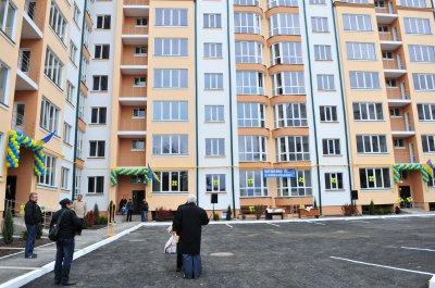 У Чернівцях будують більше багатоповерхівок, ніж індивідуальних будинків