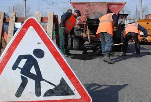 Стан виконання будівельних та ремонтних робіт на дорогах Буковини