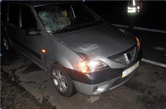 Неповнолітній житель Сторожинецького району потрапив під колеса автомобіля на Глибоччині (ФОТО)
