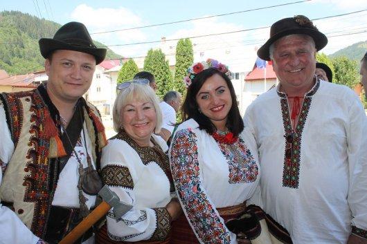 У Румунії відбувся Перший Міжнародний гуцульський фестиваль