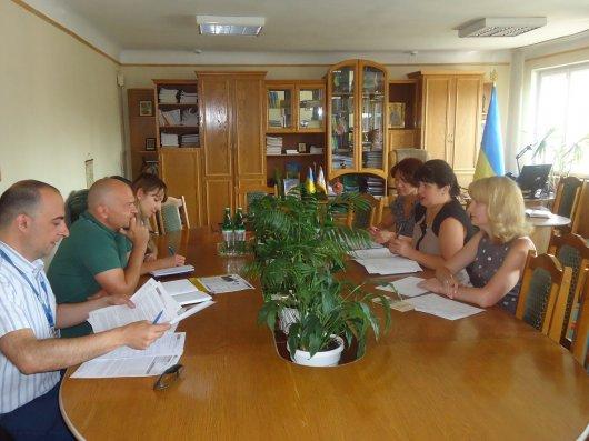 Місія ОБСЄ завітала з робочим візитом на Буковину