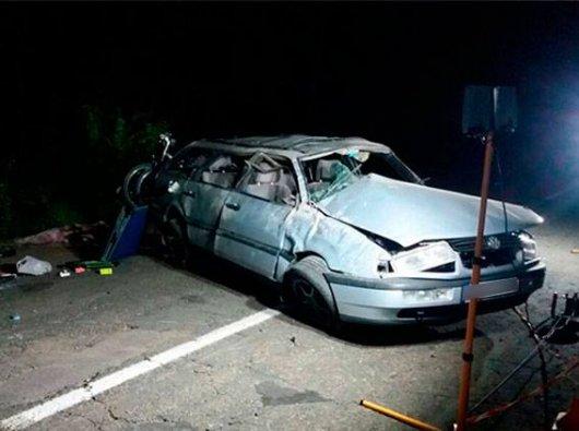 Трагічне ДТП на Буковині: один пасажир загинув, двоє братиків - госпіталізовані