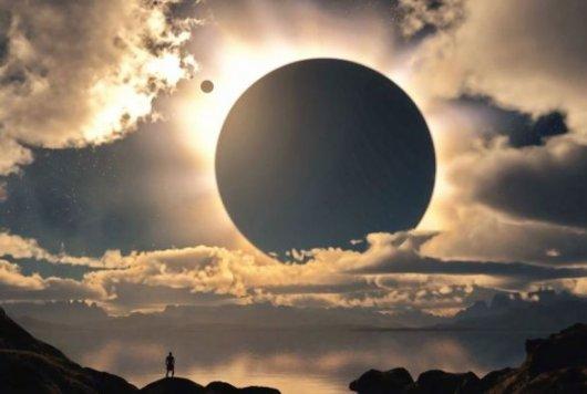 Сьогодні відбудеться сонячне затемнення. Що категорично не радять робити