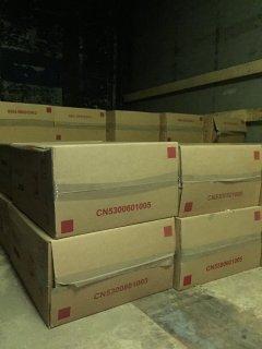 Податківці вилучили на Буковині  з незаконного обігу 40 тисяч пачок сигарет