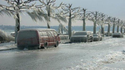 Метеорологи прогнозують найсуворішу зиму за останні 100 років