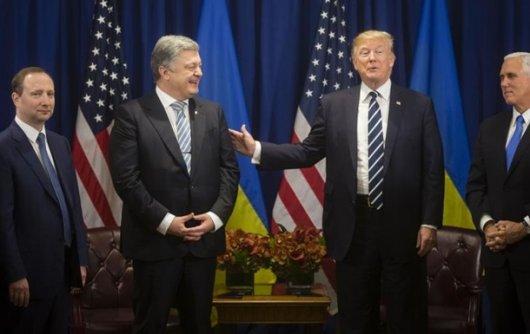 Зустріч Порошенка і Трампа в Нью-Йорку: пряма мова