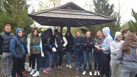У Чернівцях відбулась посвята студентів міжнародників