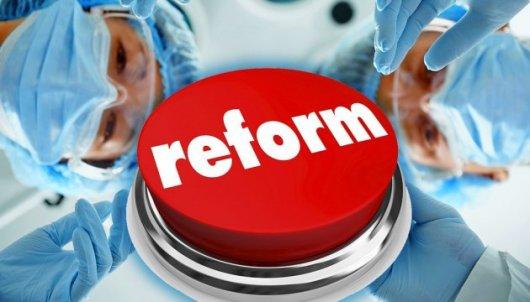 Реформа медицини по-українськи