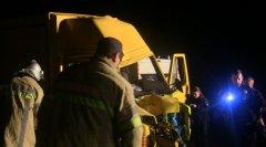Рятувальники деблокували потерпілого із пошкодженого внаслідок ДТП автомобіля