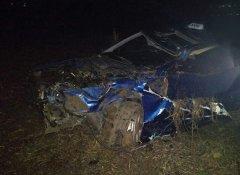 На Буковині поліцейські зафіксували 2 перекидання автомобілів
