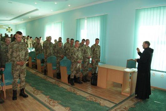 На Буковині почалося звільнення в запас прикордонників строкової служби