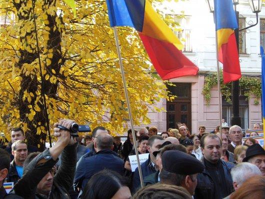 На Буковині почалося розхитування соціально-політичної ситуації