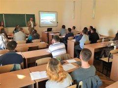 У Чернівцях читали лекції для колишніх військовослужбовців та їх сімей