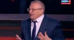 Жириновський похвалив Порошенка: Наша людина! Все правильно робить!