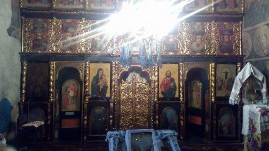 Оля Кобевко рятує храм 12 ст. у Лужанах