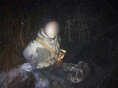 На Буковині поліцейські на гарячому спіймали серійного крадія телефонних кабелів