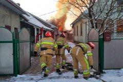 Пожежа у селі Ванчиківці. Новоселицького району