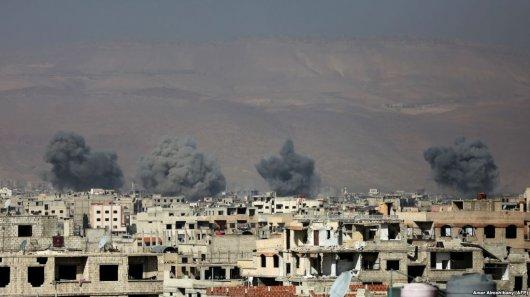 Загибель найманців з групи «Вагнера» в Сирії. Як там опинився українець