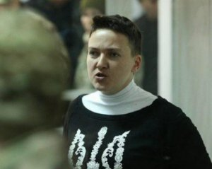 Савченко загрожує довічне ув'язнення, вона оголосила голодування