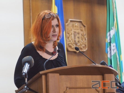 Ольга Кобевко: «На Буковині влада перейшла в опозицію до ... влади»