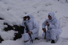 На Буковині сильні морози не стають на заваді контрабандистам
