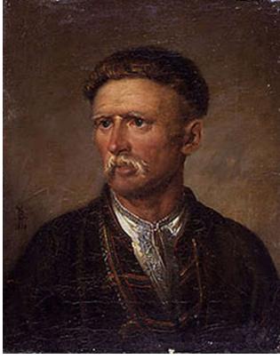 Український народний герой Устим Кармелюк