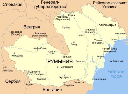 В Україні активізувався вірус «Великої Румунії»