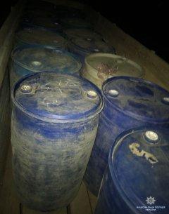 На Буковині поліція запобігла контрабандному перевезенню спирту