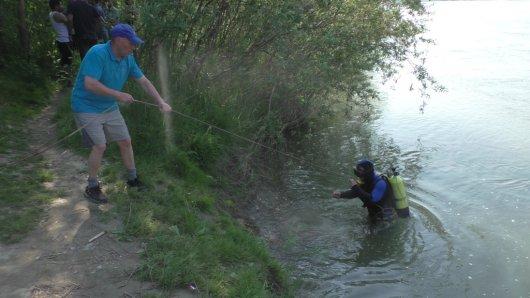 У річці Прут втопився чоловік