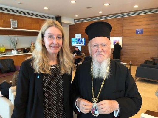 На Вселенського Патріарха тиснуть противники української автокефалії